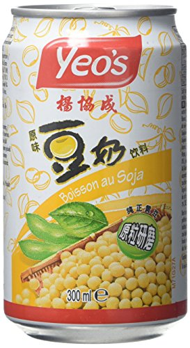 Yeo's Soy Bean Drink, 300 ml, Pack of 24