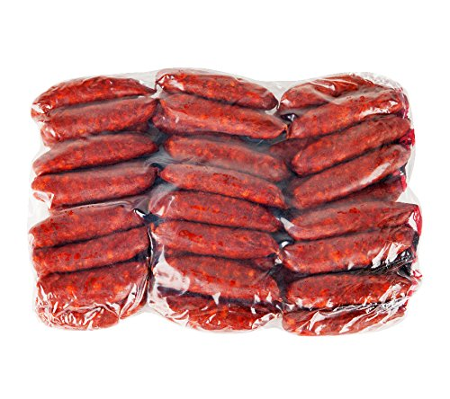 Traditional Authentic Cooking Chorizo Extra 4kg Approx. 100% Natural - Perfect for BBQ