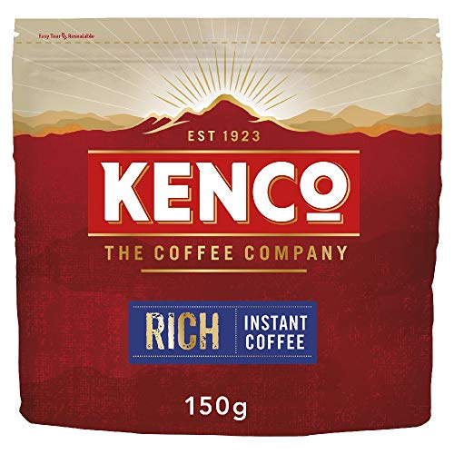 Kenco Rich Instant Coffee Refill 150g (Total of 6 Packs)