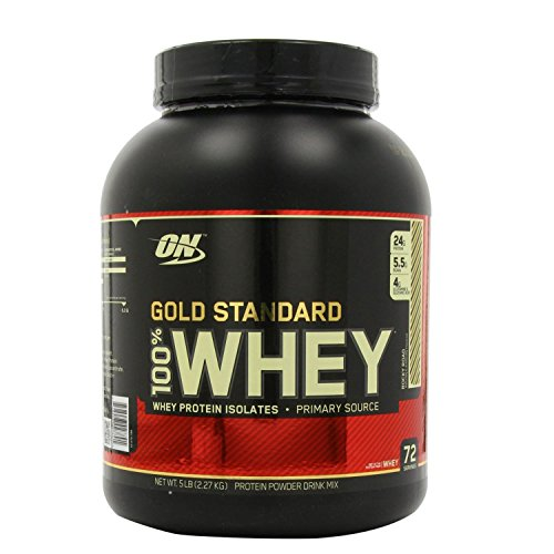 Optimum Nutrition Gold Standard Whey 2.27Kg (Double Rich Chocolate)