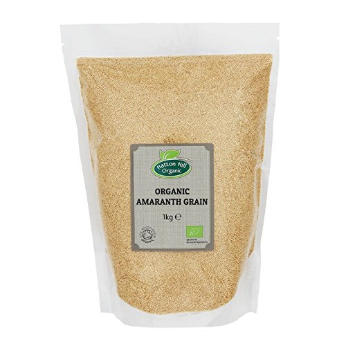 Organic Amaranth 1kg by Hatton Hill Organic - Free UK Delivery