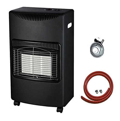 Totemic NEW CALOR 4.2kw PORTABLE HEATER FREE STANDING HEATING CABINET BUTANE GAS HEATER