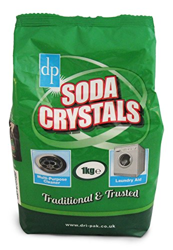 Nutwell DriPak Soda Crystals, 1kg x 6 bags, The Original Stain Remover