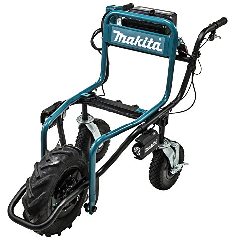 Makita DCU180Z 18V Li-Ion LXT Brushless Wheelbarrow – Batteries and Charger Not Included