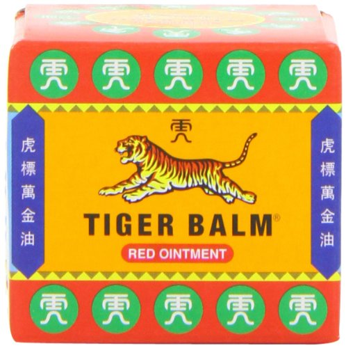 Tiger Balm Red Ointment, 19g