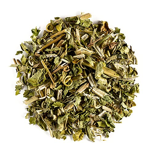 Passion Flower Organic Calming Tea - Whole Leaf Dried Passionflower - Passiflora Herb for Anxiety - Maypop - Wild Passion Vile 200g