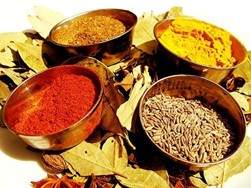 BALSARA's Curry Spice Kit 11 Spices *** Free UK Postage*** World Class Authentic Quality **Christmas Offer** Perfect Refills for an Authentic Indian Spice Tin