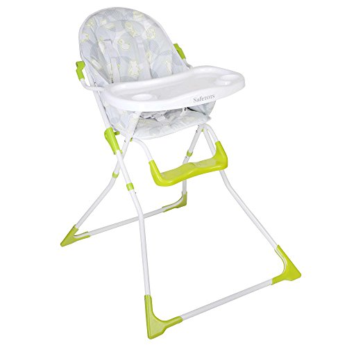 Safetots Tiny Charms Compact Foldable Baby Highchair