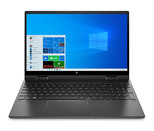 HP ENVY x360 15-ee0000sf/15-ee0004nf PC Portable Convertible et Tactile 15,6
