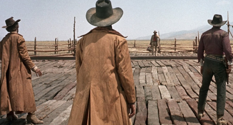 Once upon a time the West